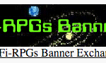 SciFi-RPGS Banner Exchange